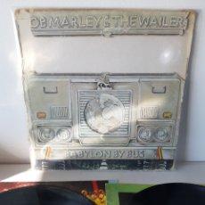 Discos de vinilo: BOB MARLEY & THE WAILERS. BABYLON BUS. 1978. ESPAÑA. Lote 190501975