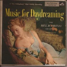 Discos de vinilo: EP MUSIC FOR DAYDREAMING MELACHRINO ORCH. RCA 1028 USA 195?? DOBLE EP. Lote 190504675