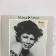 Discos de vinilo: MINNIE RIPERTON // AMANDOTE // SINGLE // 10C 006-086485 // CAPITOL RECORDS 1978 // EMI ODEON 1982. Lote 190513678