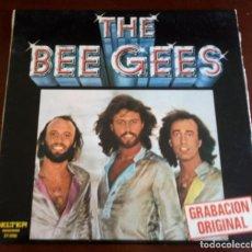 Disques de vinyle: THE BEE GEES - GRABACION ORIGINAL - LP - 1978. Lote 190519523