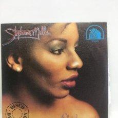 Discos de vinilo: STEPHANIE MILLS // WHAT CHA GONNA DO // SINGLE // CENTURY FOX RECORS // TC-2403 // 1979. Lote 190523421