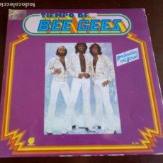 Disques de vinyle: TIEMPO DE BEE GEES - LP - 1978. Lote 190524555