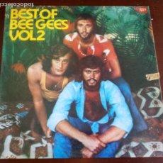Disques de vinyle: BEE GEES BEST OF VOL.2 - LP . Lote 190525152