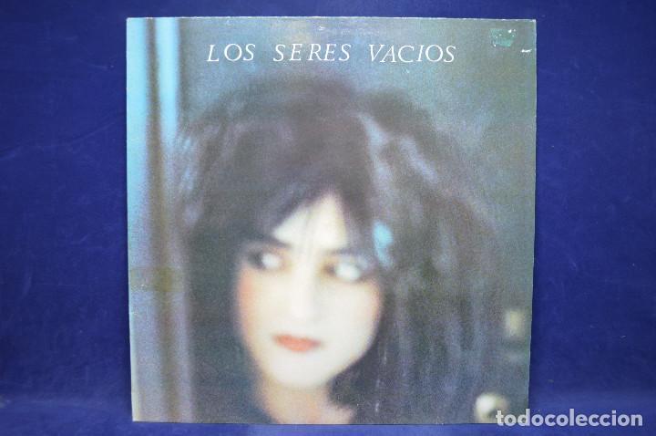 LOS SERES VACIOS - LA CASA DE LA IMPERFECCIÓN - MAXI (Música - Discos de Vinilo - Maxi Singles - Grupos Españoles de los 70 y 80)