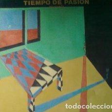 Discos de vinilo: TIEMPO DE PASIÓN – HABITACIÓN EN MOMENTOS DE FELICIDAD - MAXI-SINGLE SPAIN 1988. Lote 190539668