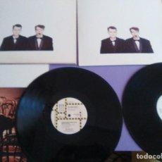 Disques de vinyle: MUY DIFICIL ORIGINAL LP PET SHOP BOYS ACTUALLY+MAXISINGLE ALWAYS ON MY MIND EDICION PACK D 2 VINILOS. Lote 190545607