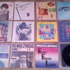 Discos de vinilo: MAXI SINGLES AÑOS 80-3. Lote 177207545