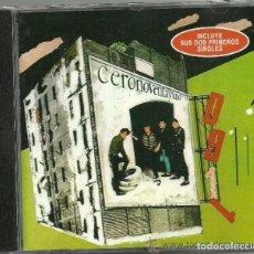 Discos de vinilo: CD 091 CEMENTERIO DE AUTOMÓVILES+SGS JOYA PUNK MOVIDA POP ROCK 80'S GRANADA LAPIDO. Lote 190488252