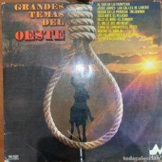 Discos de vinilo: THE BIG SOUND ORCHESTRA – GRANDES TEMAS DEL OESTE. DISCO VINILO. ENTREGA 24H. Lote 190581888