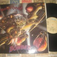 Discos de vinilo: MOTORHEAD -BOMBER (1980 - ARIOLA )OG ESPAÑA LEA DESCRIPCION. Lote 190597155