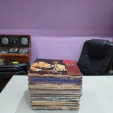 Discos de vinilo: GRAN LOTE DE 80 DISCOS LPS ANTIGUOS VARIADOS LA MAYORÍA DE ROCK- VER TODAS LAS FOTOS. Lote 190603051