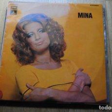 Discos de vinilo: MINA. EMI ODEON. 1972, LP. Lote 190619777