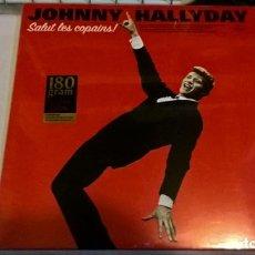 Discos de vinilo: MUSICA LP: JOHNNY HALLYDAY - SALUT LES COPAINS! EDITA WAXTIME 2018 (B). Lote 190627198