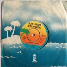 Discos de vinilo: BOB MARLEY COULD YOU BE LOVED SINGLE. ISLAND. Lote 190630333