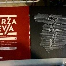Discos de vinilo: MUSICA LP: FUERZA NUEVA. NIÑO DE ELCHE+LOS PLANETAS. EDICION LIMITADA Y NUMERADA CON EL 259 DE 1492. Lote 190637696