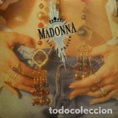Discos de vinilo: MADONNA – LIKE A PRAYER. SIRE – 925844-1. ESPAÑA 1989. LP. Lote 206134635