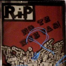 Discos de vinilo: K7 R.I.P. RIP NO TE MUEVAS BASATI ORIGINAL 1987 JOYA PUNK INENCONTRABLE!! ESKORBUTO CICATRIZ VOMITO. Lote 190647331