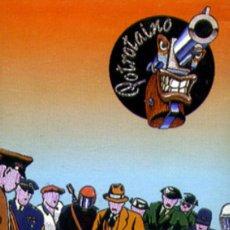 Discos de vinilo: POTROTAINO MAKETA K7 PRECINTADO 2° DISCO 1994 ROCK RADIKAL VASKO ORDIZIA JOYA PUNK ESKORBUTO RIP MCD. Lote 190647845