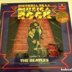 Discos de vinilo: THE BEATLES (HISTORIA DEL ROCK) - LP. Lote 190701271