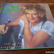 Discos de vinilo: ROD STEWART - LOST IN YOU - MAXISINGLE WARNER EDICION FRANCESA AÑO 1988 NUEVO. Lote 190703197