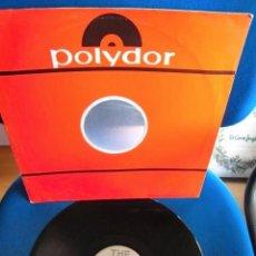 Discos de vinilo: THE WHO MAXI SINGLE UK ENGLAND EXITOS CASA POLYDOR RARO COLECCION MOD AÑOS 90 ROCK GRUPOS GENERATION. Lote 190706521