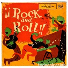 Discos de vinilo: ¡¡ROCK AND ROLL!! - VARIOUS. Lote 181332320