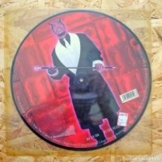 Discos de vinilo: JERRY DALEY ‎– SEND ME AN ANGEL PICTURE DISC VINYL VINILO . Lote 190750386
