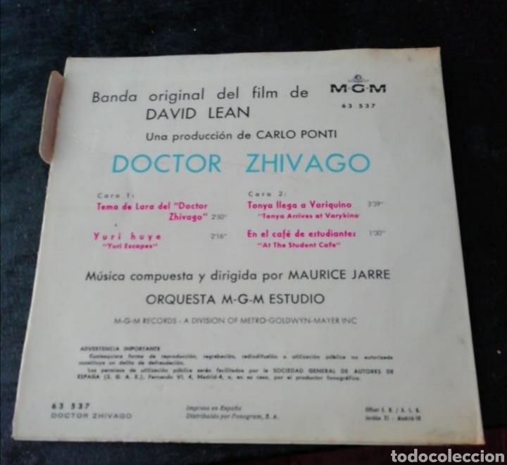 Discos de vinilo: doctor zhivago - Foto 4 - 190752203