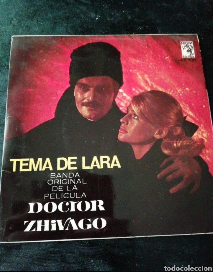 DOCTOR ZHIVAGO (Música - Discos - Singles Vinilo - Bandas Sonoras y Actores)