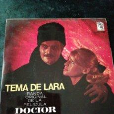 Discos de vinilo: DOCTOR ZHIVAGO. Lote 190752203