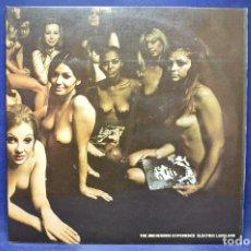 Discos de vinilo: THE JIMI HENDRIX EXPERIENCE - ELECTRIC LADYLAND - 2 LP. Lote 190760061