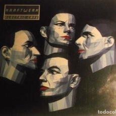 Discos de vinilo: KRAFTWERK-ELECTRIC CAFE-PORTADA ABIERTA-CONTIENE ENCARTE. Lote 190764803