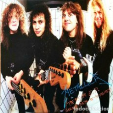 Discos de vinilo: METALLICA THE $5.98 EP - GARAGE DAYS RE-REVISITED MN-LP . HEAVY METAL SPEE. Lote 190767113