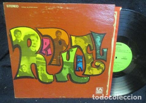 RAPHAEL 1968 - RARO, EDIT PROMOCIONAL, ORG EDT USA + INNER SLEEVE, UA LATINO 31037, EXC (Música - Discos - LP Vinilo - Solistas Españoles de los 50 y 60)