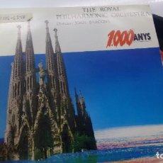 Discos de vinilo: SINGLE (VINILO) DE ROYAL PHILARMONIC ORCHESTRA AÑOS 80. Lote 190769566