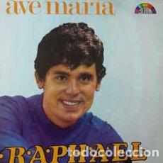 Discos de vinilo: RAPHAEL - AVE MARIA 1968 - RARO LP, ORG EDT VENEZUELA, DISCOS COLORAMA – CLP1002 , EXC. Lote 190770742
