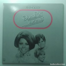 Discos de vinilo: DIANA ROSS AND THE SUPREMES – ANTHOLOGY 3LPS USA 1974 MOTOWN. Lote 190055997