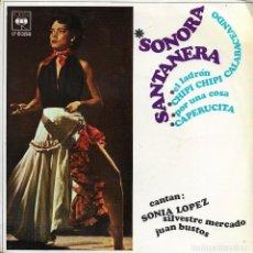Discos de vinilo: SONORA SANTANERA EL LADRON CBS 1967. Lote 190786092