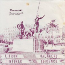 Discos de vinilo: CONJUNTO TIPICO SANDIEGO 1975 PASODOBLES . Lote 190792690