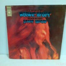 Discos de vinilo: JANIS JOPLIN - I GOT DEM OL' KOZMIC BLUES AGAIN MAMA! (520). Lote 190799265