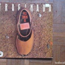 Discos de vinilo: TRAGINADA. PELS CAMINS DE MENORCA. PUPUT, PZL 17. ESPAÑA, 1979. GATEFOLD. FUNDA VG++. DISCO VG+.. Lote 190803196