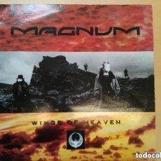Discos de vinilo: MAGNUM - WINGS OF HEAVEN (LP) 1988. Lote 190824322