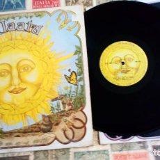 Discos de vinilo: KLAATU 3:47E.S.T ( 1976-DAFFODIL )+ENCARTE PRIMER SELLO INDEPENDIENTE ORIGINAL CANADA. Lote 190841227
