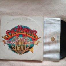 Discos de vinilo: PETER FRAMPTON & THE BEE GES 1978 DOBLE LP.. Lote 190841407