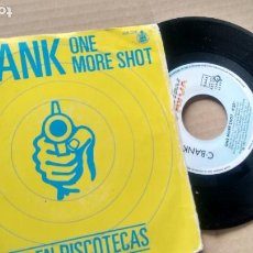 Discos de vinilo: SINGLE ( VINILO) DE C-BANK AÑOS 80. Lote 190842801