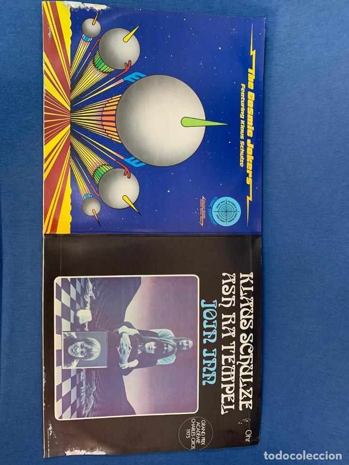 Discos de vinilo: LP - DISCOVER COSMIC - KLAUS SCHULZE SESSIONS - DOBLE LP - FRANCIA - 1975 - VG - Foto 4 - 190846565