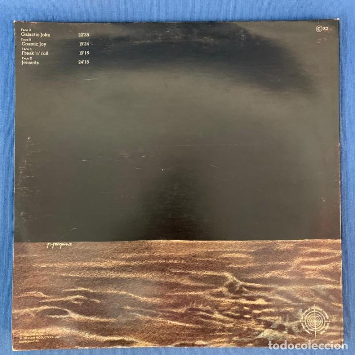 Discos de vinilo: LP - DISCOVER COSMIC - KLAUS SCHULZE SESSIONS - DOBLE LP - FRANCIA - 1975 - VG - Foto 5 - 190846565
