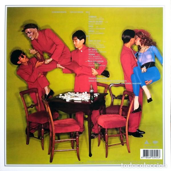 Discos de vinilo: YELLOW MAGIC ORCHESTRA * LP 180g audiophile virgin vinyl * Solid State Survivor * Funda PVC - Foto 9 - 190854547