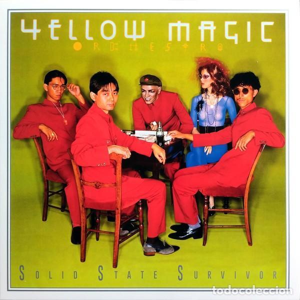 Discos de vinilo: YELLOW MAGIC ORCHESTRA * LP 180g audiophile virgin vinyl * Solid State Survivor * Funda PVC - Foto 10 - 190854547