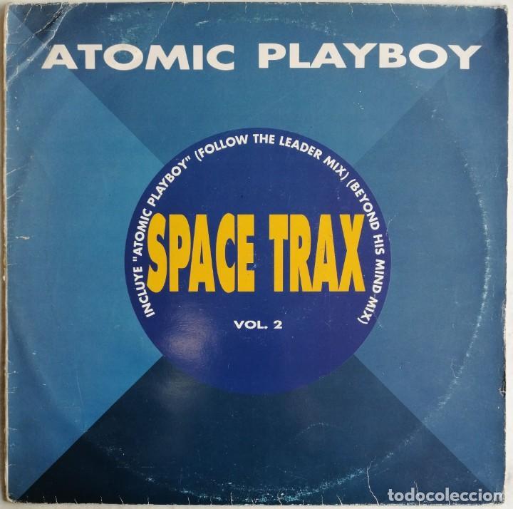 SPACE TRAX-VOLUME 2, MAX MUSIC MMA-465 (Música - Discos de Vinilo - EPs - Electrónica, Avantgarde y Experimental)